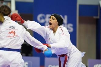 المصرية فريال عبدالعزيز في أولمبياد طوكيو