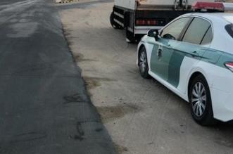 ضبط سائق شاحنة متهور عكس السير بسرعة جنونية - المواطن