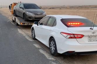 ضبط قائد مركبة متهور يعكس الطريق بسرعة جنونية في الرياض - المواطن