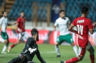 ترتيب الدوري المصري - الأهلي والمصري البورسعيدي