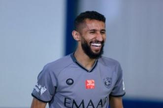 سلمان الفرج لاعب الهلال - دوري أبطال آسيا