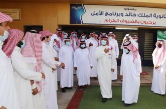 مدارس عسير تحتفي بعودة 32 ألف معلم ومعلمة - المواطن