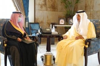 خالد الفيصل يستعرض أنشطة الجمعية السعودية لعلوم العمران - المواطن