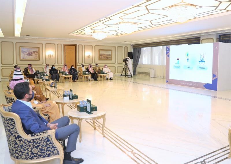 سعود بن نايف يطلق منصة غرفة الشرقية للاستثمار - المواطن