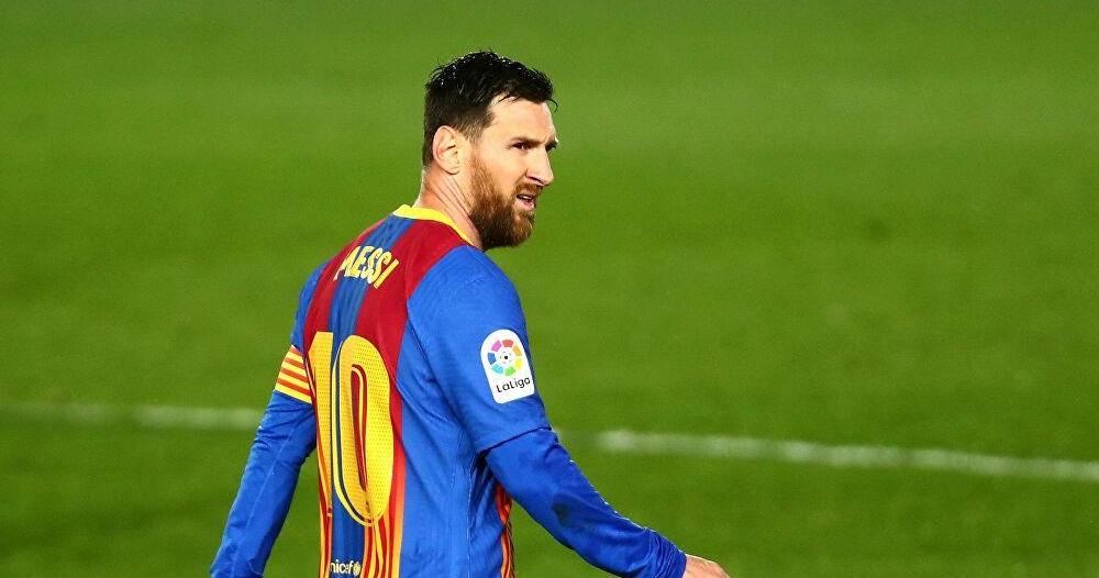 بعد 21 عامًا مشوار ميسي ينتهي مع برشلونة