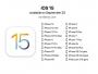 إطلاق نظام الآيفون الجديد iOS15 - المواطن
