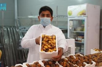 أصغر مزارع في مهرجان التمر بدومة الجندل: اكتسبت مهارات التجارة - المواطن