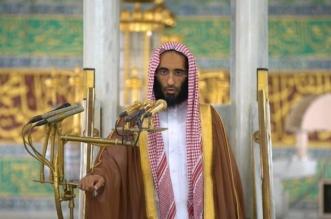 إمام وخطيب المسجد النبوي الشريف الشيخ أحمد بن طالب بن حميد