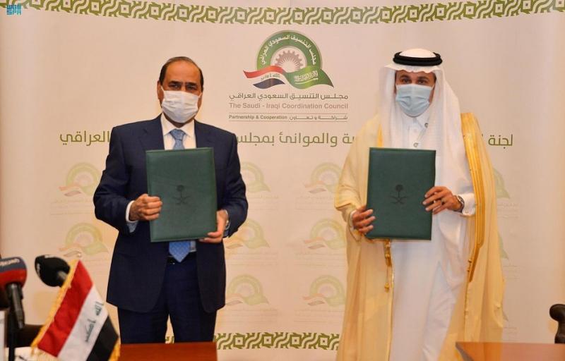 اتفاقية النقل البحري السعودية العراق