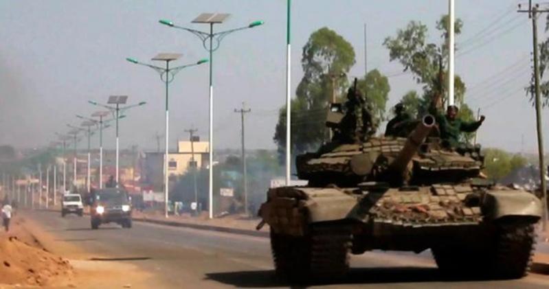 الجيش السوداني: أحبطنا محاولة انقلاب والأوضاع الأمنية مستقرة - المواطن
