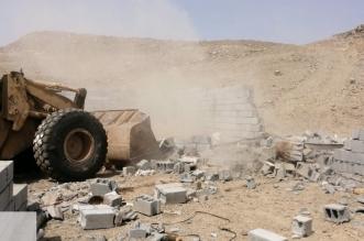 استعادة أراضٍ حكومية بمساحة تجاوزت 8 آلاف م2 في جدة - المواطن