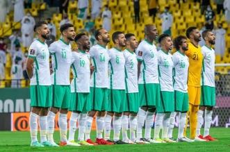 الأخضر - منتخب السعودية - السعودية وعمان