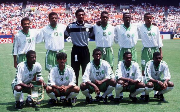 المنتخب السعودي في مونديال 1994