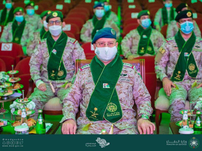 القوات المسلحة تطلق أولى احتفالاتها بـ اليوم الوطني - المواطن