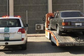 ضبط قائد مركبة متهور في الرياض - المواطن