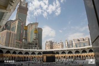 شؤون الحرمين توزّع 2000 وجبة إفطار صائم بالمسجد الحرام - المواطن