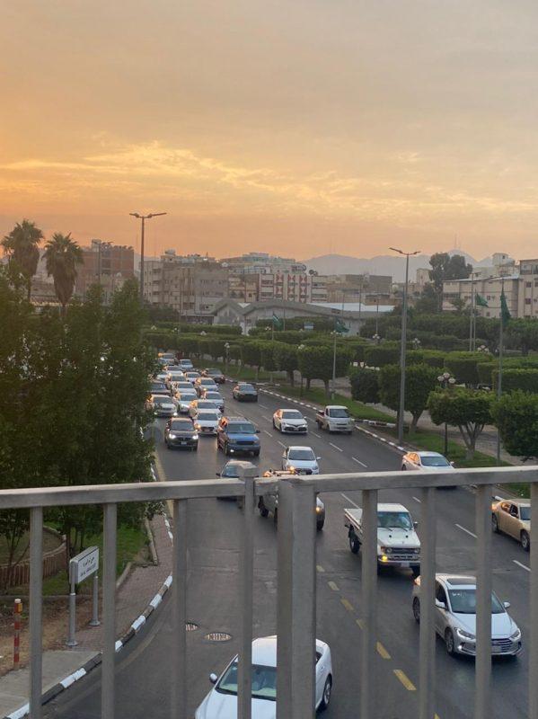 """""""المواطن"""" ترصد مظاهر الفرحة والبهجة بذكرى اليوم الوطني الـ 91 في الطائف - المواطن"""