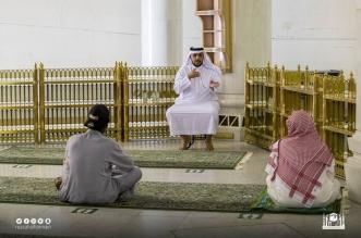 ترجمة خطبة الجمعة بلغة الإشارة في المسجد الحرام - المواطن