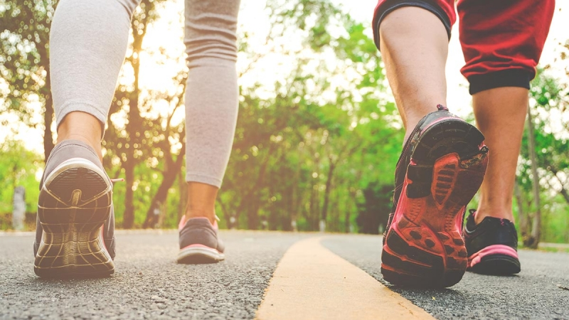 تعرف على عدد الخطوات المطلوب يوميًا للتمتع بصحة مثالية