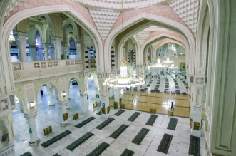 توسعة الملك فهد المسجد الحرام