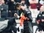 دي خيا في مباراة وست هام ضد مان يونايتد