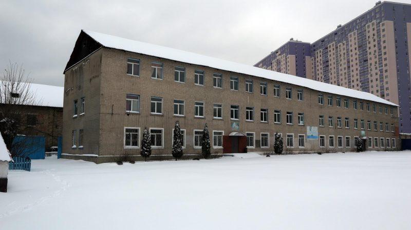 سجون أوكرانيا