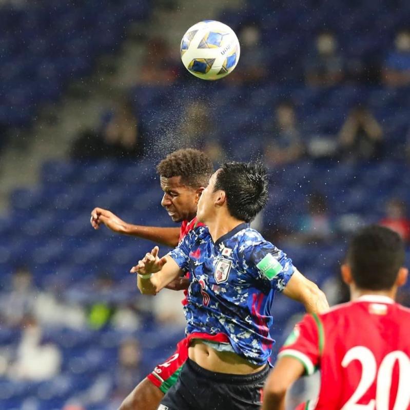 عمان ضد اليابان