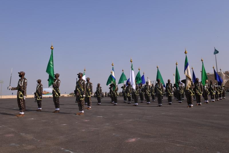 قوات أمن المنشآت تخرج 337 مجندًا من الأمن البيئي - المواطن