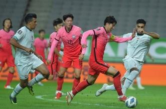 كوريا الجنوبية والعراق