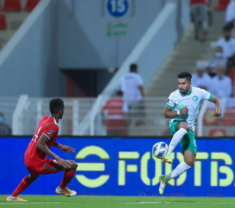 مباراة المنتخب السعودي - Shahid