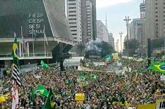 محاولة فاشلة لاقتحام الكونغرس في البرازيل - المواطن