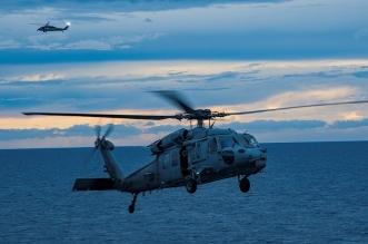 فقدان 5 من البحرية الأمريكية في تحطم طائرة عسكرية - المواطن