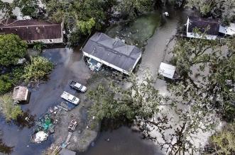 مشاهد مرعبة بسبب فيضانات إعصار إيدا في الولايات المتحدة