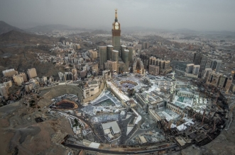 مشروع لتوفير 60 بالمئة من مياه الوضوء بالمسجد الحرام - المواطن