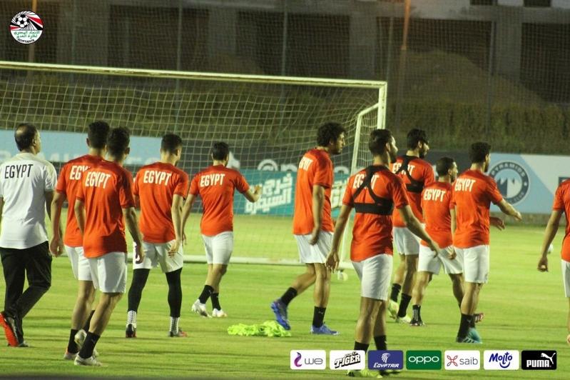 مصر ضد أنجولا