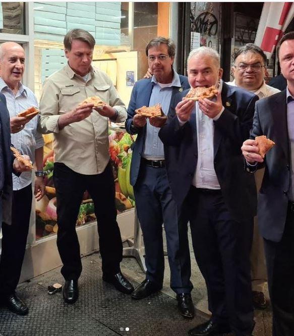 مطعم في نيويورك يمنع دخول الرئيس البرازيلي !