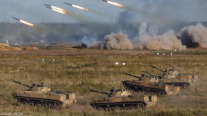 مناورة غزو الشواطئ من روسيا تثير قلق أوروبا - المواطن