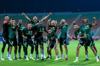 منتخب السعودية - الأخضر