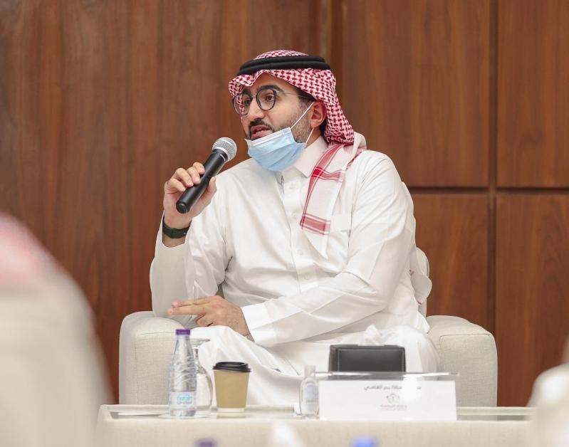 نائب وزير الرياضة بدر بن عبدالرحمن بن سليمان القاضي