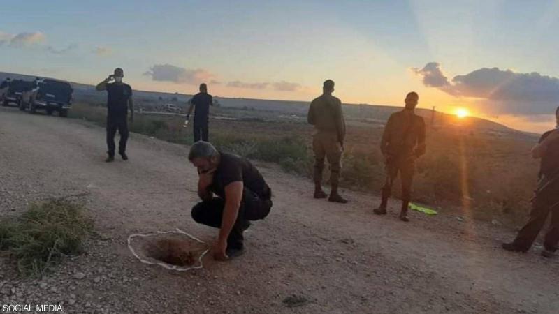 هروب أسرى فلسطينيين من سجن إسرائيلي بطريقة خيالية