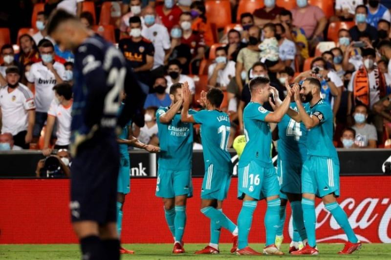 ريال مدريد يعادل رقمه القياسي - المواطن