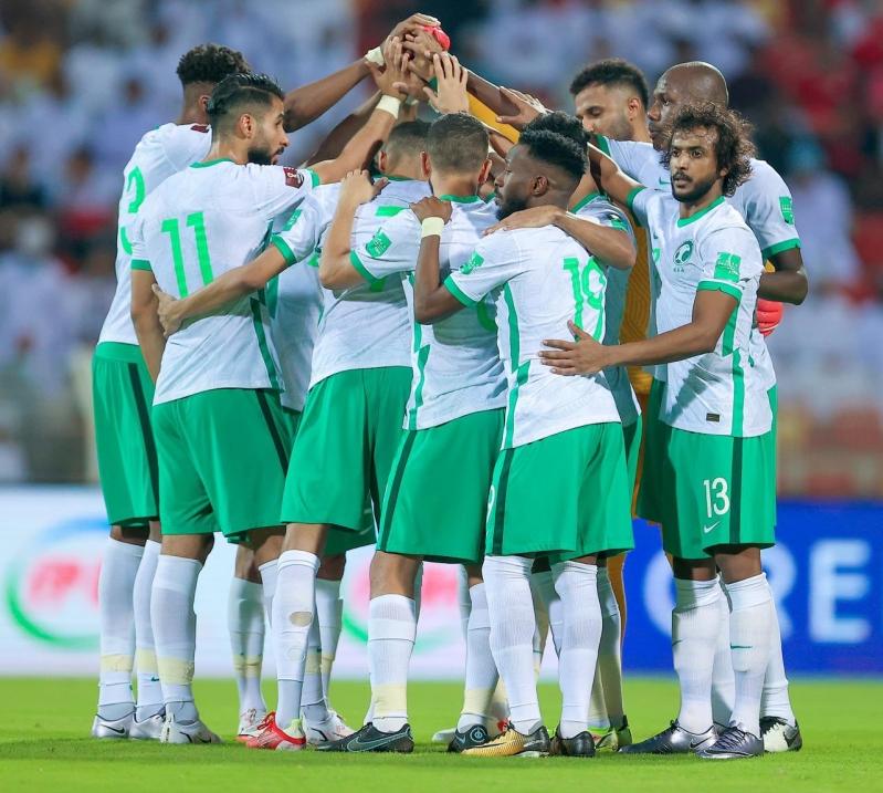 المنتخب السعودي - الأخضر
