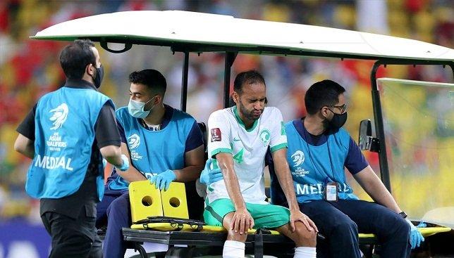 إصابة عبدالله عطيف بلقاء المنتخب السعودي ضد فيتنام