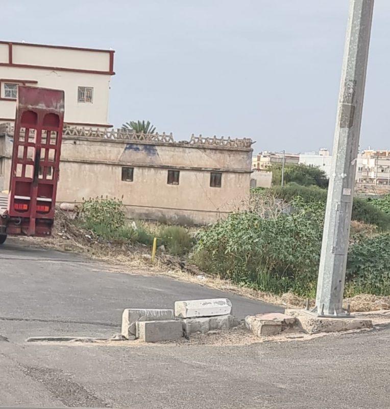 أمين منطقة عسير يقف على معالجة التشوهات البصرية في أحد رفيدة - المواطن