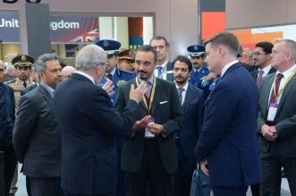 سفير السعودية يزور جناح المملكة في معرض معدات الدفاع والأمن الدولي بلندن - المواطن