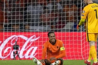 فيرجيل فان دايك - مدافع منتخب هولندا