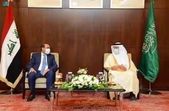 لجنة النقل والمنافذ بالمجلس التنسيقي السعودي العراقي تتفق على زيادة التبادل التجاري - المواطن