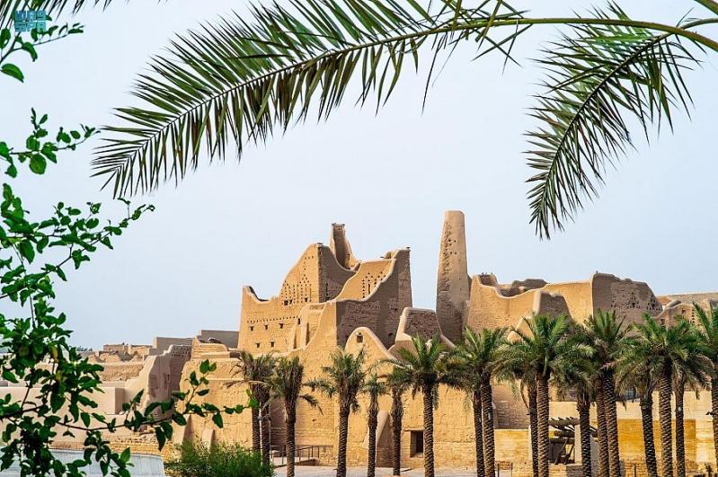 الدرعية أكبر مشروع تراثي بالعالم.. والعاصمة الأولى للدولة السعودية - المواطن