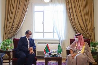 وزير الخارجية يبحث تعزيز العلاقات الأخوية مع نظيره الموريتاني - المواطن
