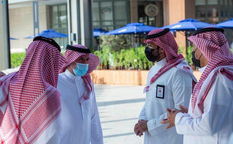 معرض لـ واس عن مسيرة الملوك في واجهة الرياض - المواطن